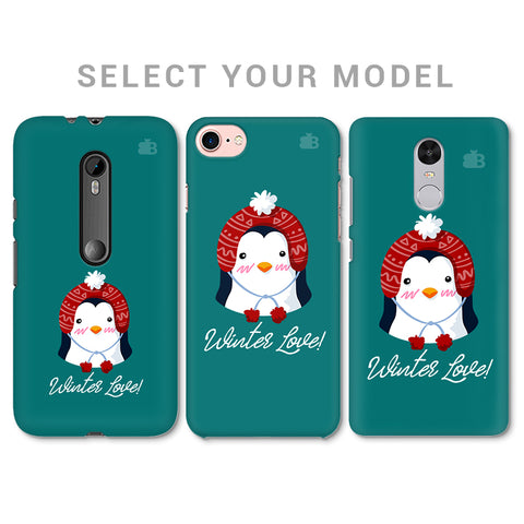 Winter Love Phone Cover