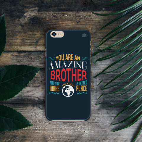 Amazing Brother Phone Cover