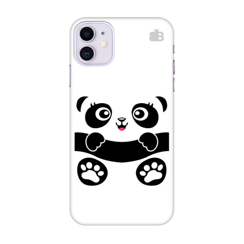 Baby Panda Apple Iphone 11 Cover