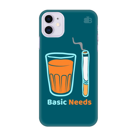 Chai Sutta Basic Apple Iphone 11 Cover