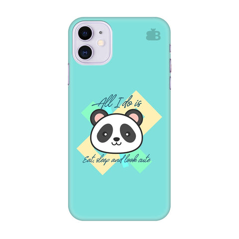 Panda Life Apple Iphone 11 Cover