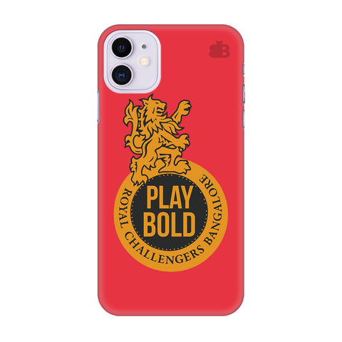 Rc Banglore Apple Iphone 11 Cover