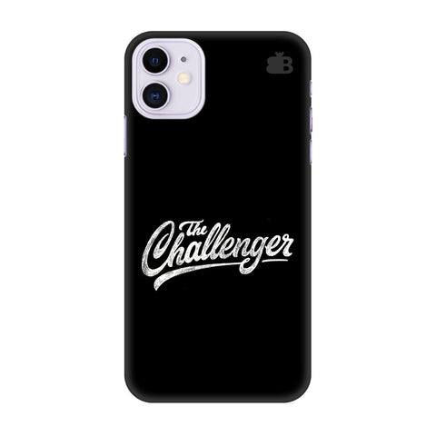 The Challenger Apple Iphone 11 Cover