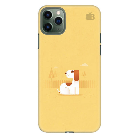 Calm Dog Apple Iphone 11 Pro Max Cover