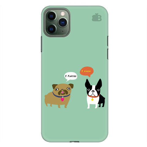 Cute Dog Buddies Apple Iphone 11 Pro Max Cover