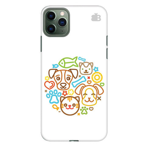 Cute Pets Apple Iphone 11 Pro Max Cover