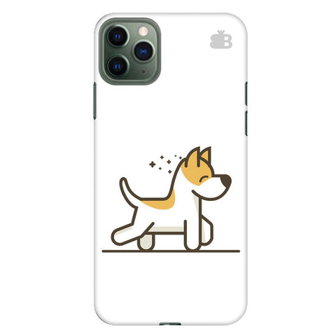 Happy Puppy Apple Iphone 11 Pro Max Cover