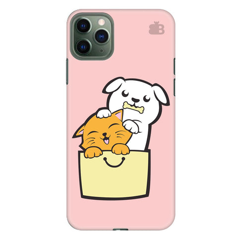 Kitty Puppy Buddies Apple Iphone 11 Pro Max Cover
