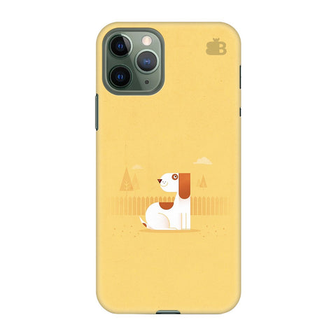 Calm Dog Apple Iphone 11 Pro Cover
