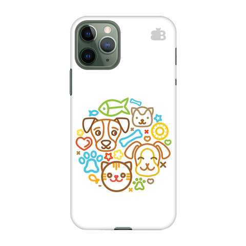 Cute Pets Apple Iphone 11 Pro Cover
