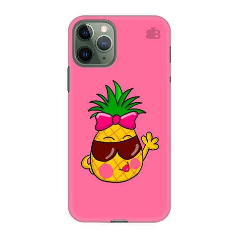 Funky Pineapple Apple Iphone 11 Pro Cover