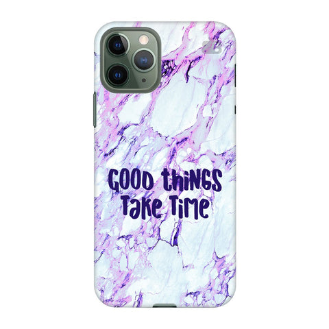 Good Things Apple Iphone 11 Pro Cover