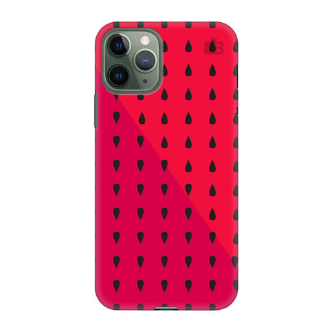 Melon Pattern Apple Iphone 11 Pro Cover