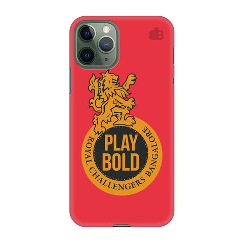 Rc Banglore Apple Iphone 11 Pro Cover