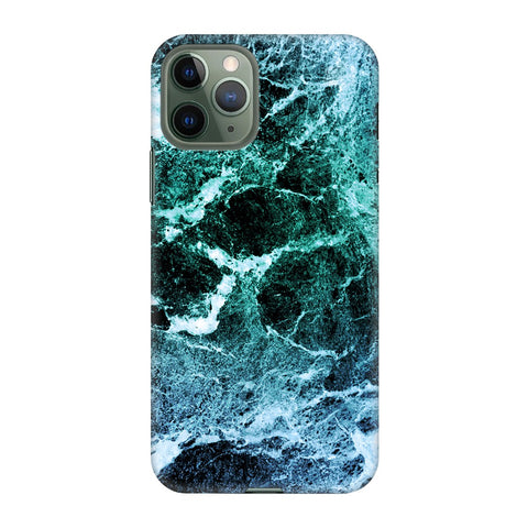 Sea Marble Apple Iphone 11 Pro Cover