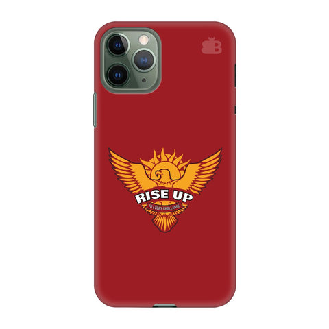 Sunrisers Hyderabad Apple Iphone 11 Pro Cover