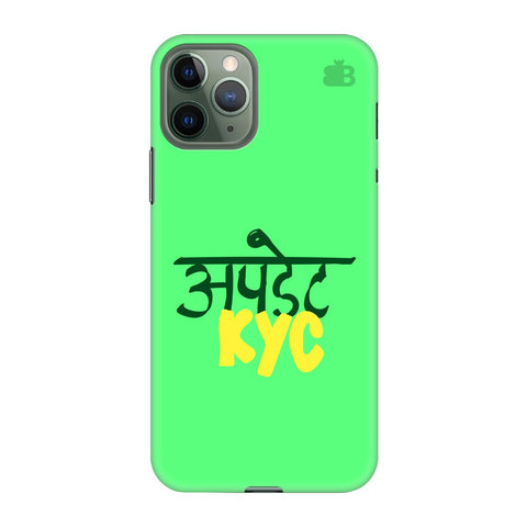 Update Kyc Apple Iphone 11 Pro Cover