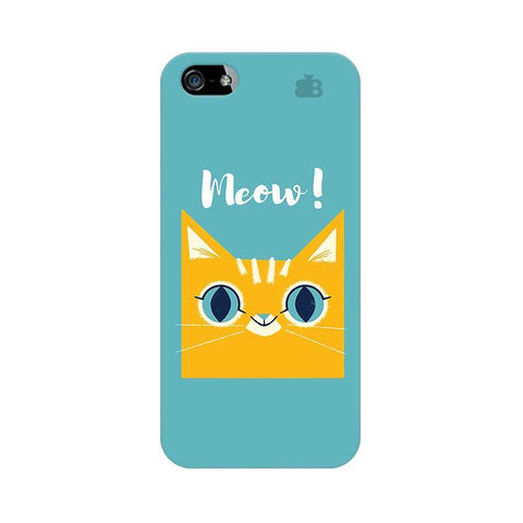 Meow Apple iPhone 5 Phone Cover