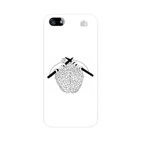 Weaving Brain Apple iPhone 5 Phone Cover