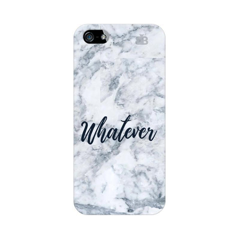 Whatever Apple iPhone 5 Phone Cover