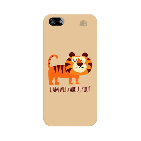 Wild About You Apple iPhone 5 Phone Cover