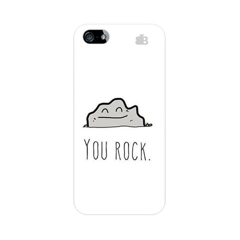 You Rock Apple iPhone 5 Phone Cover