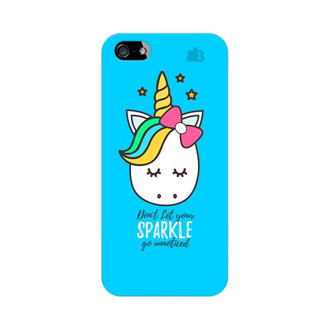 Your Sparkle Apple iPhone 5 Phone Cover