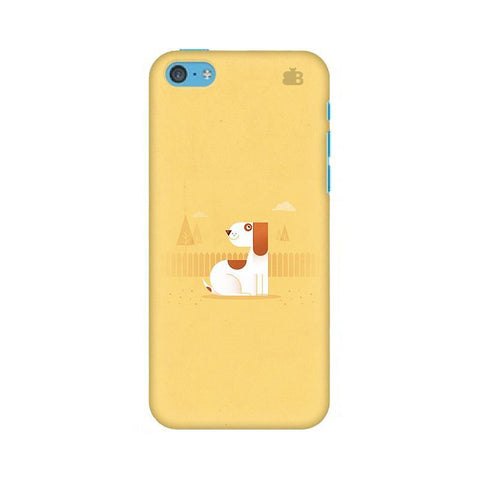 Calm Dog Apple iPhone 5c Phone Cover