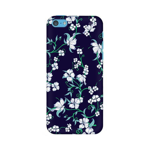 Dogwood Floral Pattern Apple iPhone 5c Phone Cover
