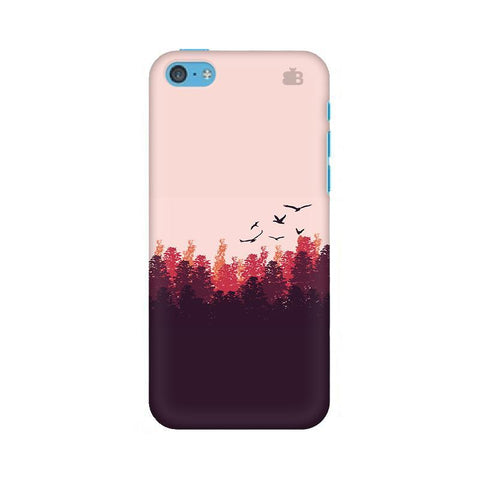 Forest Apple iPhone 5c Phone Cover