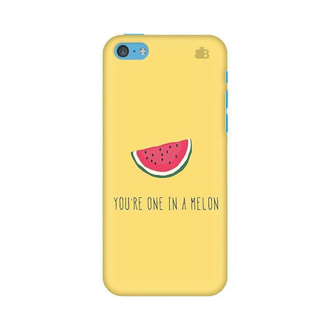 One in a Melon Apple iPhone 5c Phone Cover