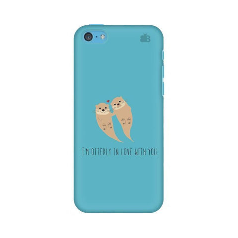 Otterly Love Apple iPhone 5c Phone Cover
