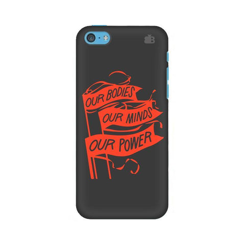 Our Power Apple iPhone 5c Phone Cover