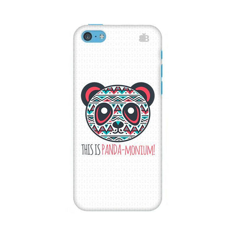 Panda-monium Apple iPhone 5c Phone Cover