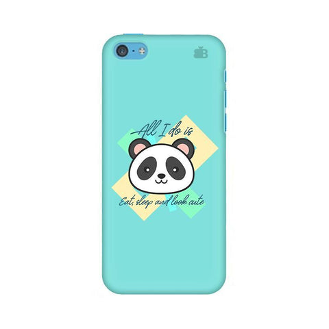 Panda Life Apple iPhone 5c Phone Cover