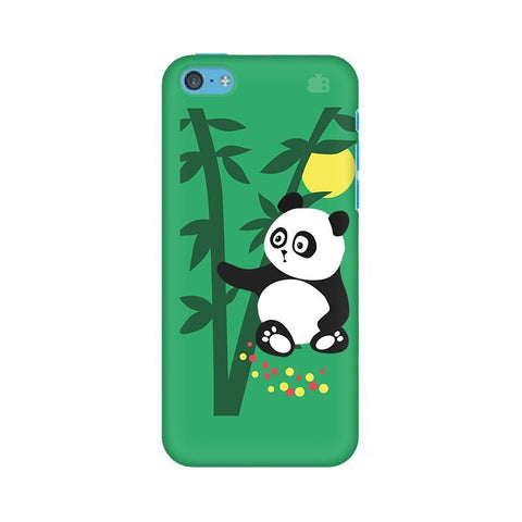 Panda in Woods Apple iPhone 5c Phone Cover