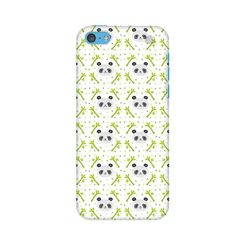 Peaceful Panda Apple iPhone 5c Phone Cover