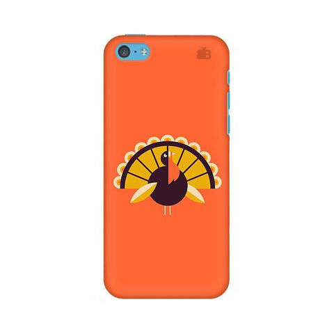 Peacock Apple iPhone 5c Phone Cover