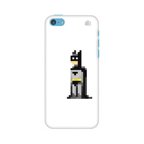 Pixelated Superhero Apple iPhone 5c Phone Cover