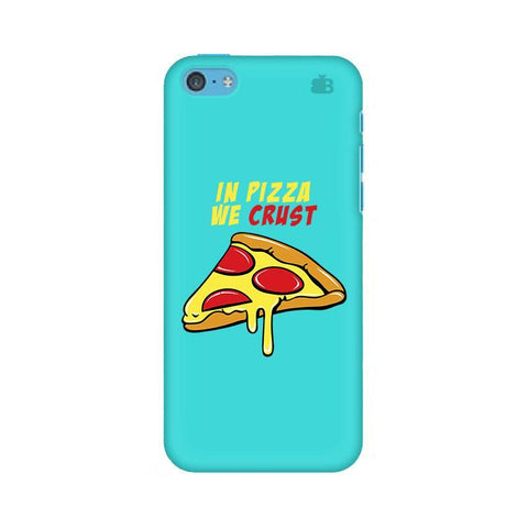 Pizza Crust Apple iPhone 5c Phone Cover