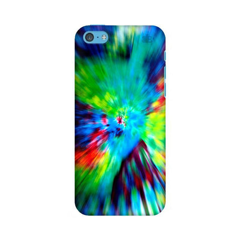 Radial Tie & Die Apple iPhone 5c Phone Cover