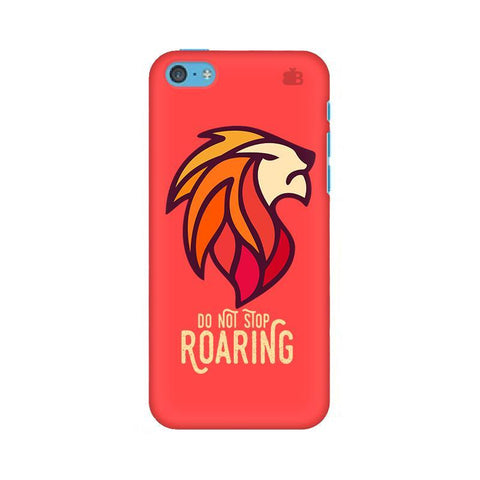 Roaring Lion Apple iPhone 5c Phone Cover