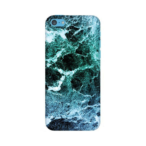 Sea Marble Apple iPhone 5c Phone Cover