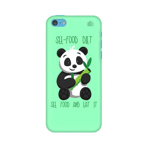 See-Food Diet Apple iPhone 5c Phone Cover