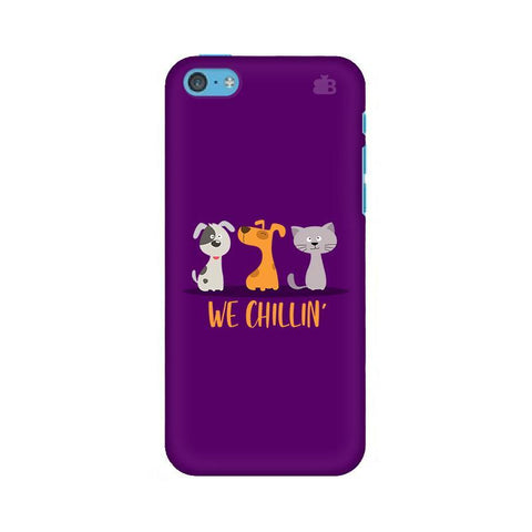We Chillin Apple iPhone 5c Phone Cover