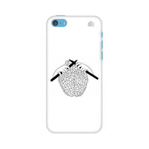 Weaving Brain Apple iPhone 5c Phone Cover