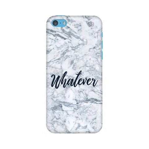 Whatever Apple iPhone 5c Phone Cover