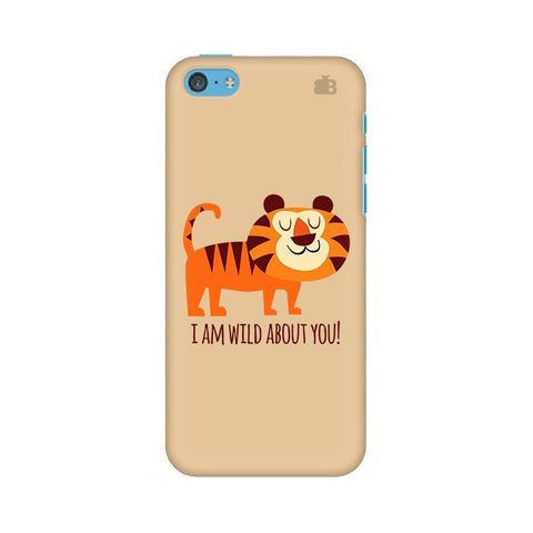Wild About You Apple iPhone 5c Phone Cover