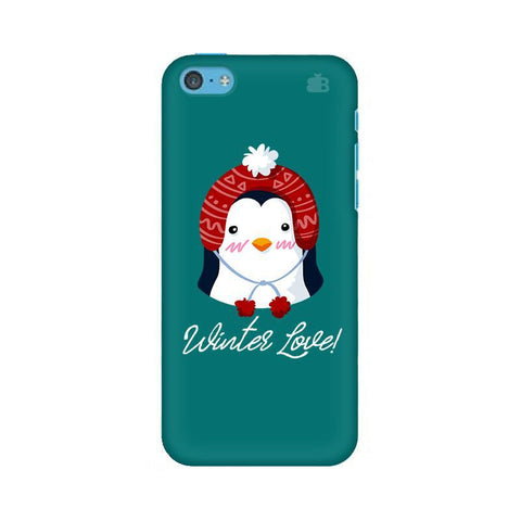 Winter Love Apple iPhone 5c Phone Cover