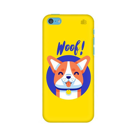 Woof Apple iPhone 5c Phone Cover